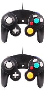 gamecube controller black