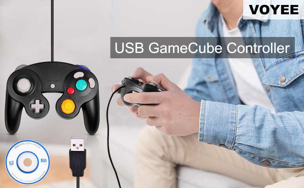 original gamecube controllers