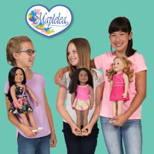 Maplelea Girls Canadian Dolls