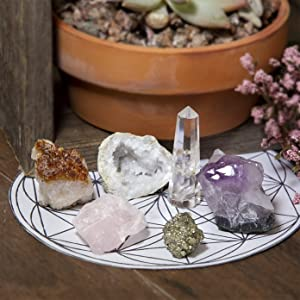 healing crystals gemstones reiki gemstones chakra kit
