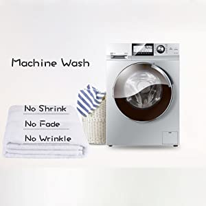Wash instructions