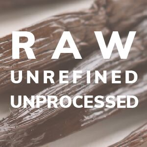 Raw Unrefined Unprocessed Natural Vanilla Bean Powder Madagascar Wild Foods Superfood Antioxidant