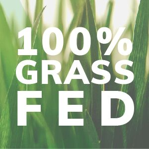 100% Grass-Fed Grass Fed All Natural Whey Protein Undenatured Additive Free Real Food