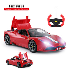 Ferrari model car kit to build