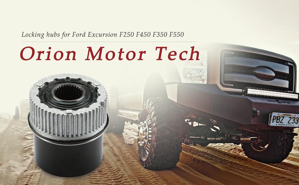 Locking Hub for ford Excursion F250, F350