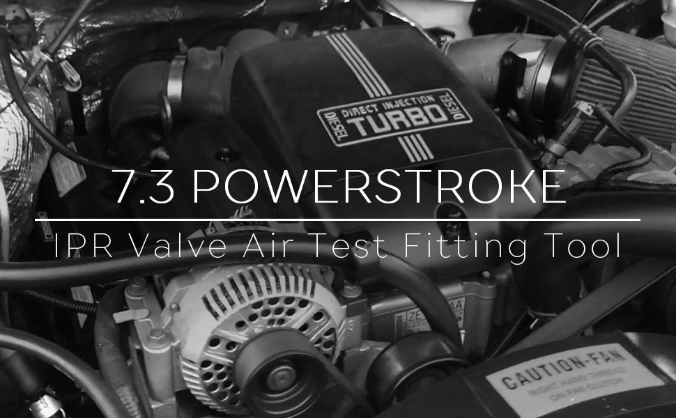 Have a Hard Hot-start Issues with Your 7.3L Powerstroke Engine?