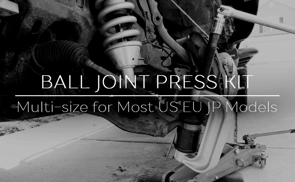 Ball Joint Press Kit