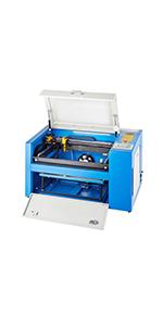 Amazon com: Orion Motor Tech 50W CNC CO2 Laser Engraving