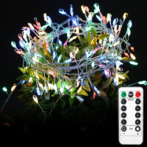 remote control fairy string lights