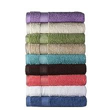 welspun, range, colorful, towels
