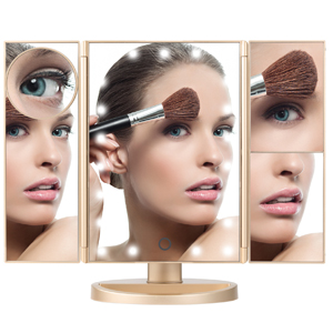 Amazon Com Led Lighted Makeup Mirror Magicfly 10x 3x 2x