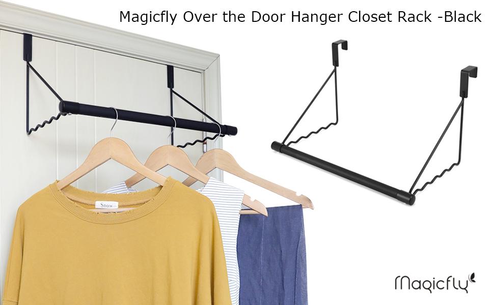 Amazon.com: Magicfly - Perchero para puerta: Home & Kitchen