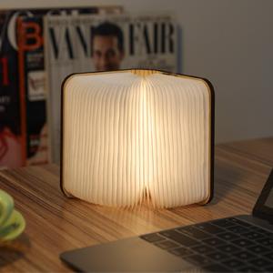 Mini Book Lamp With Creative Ways To Display