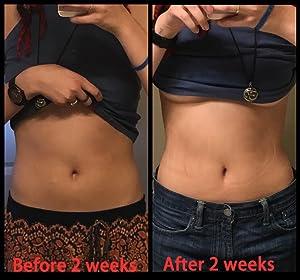 daaee98f97 SAYFUT Postpartum Women s Waist Trainer Belt Body Shaper Belt for an ...
