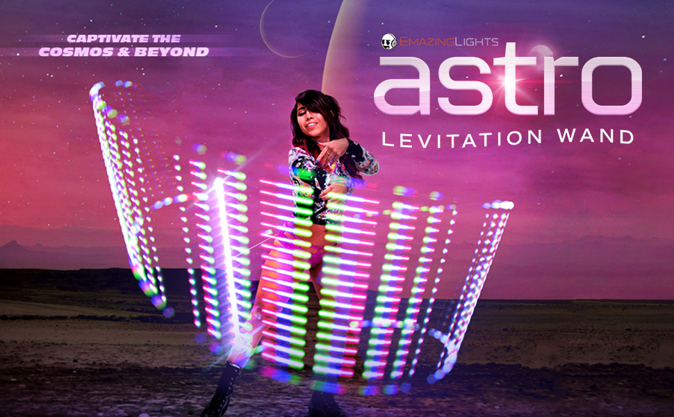 EmazingLights Astro Levitation Wand Captivate the Cosmos & Beyond Hero Image