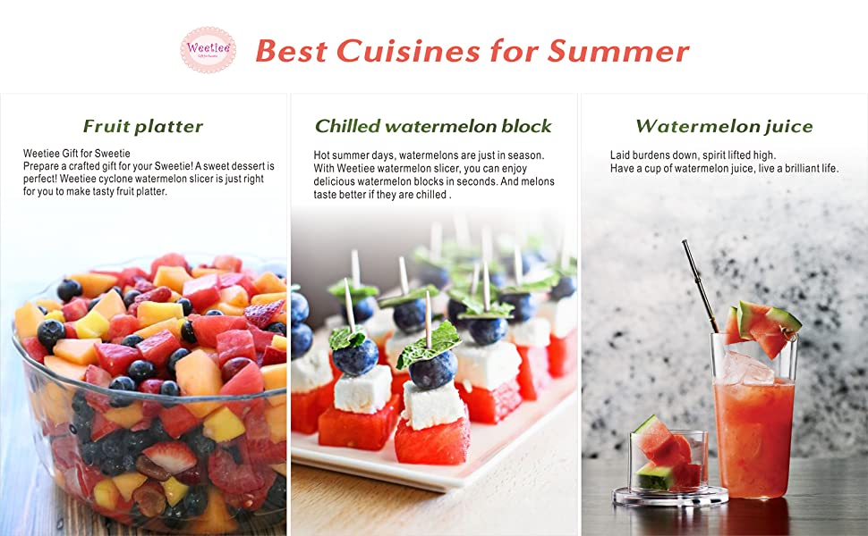 watermelon windmill cutter cyclone slicer weetiee melon knife party supplies
