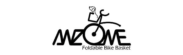 Folding Small Pet Cat Dog Carrier Front Removable Bike Basket