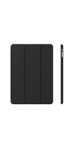 JETech Case for iPad Apple mini 1 2 3 (NOT for iPad mini 4), Smart Cover with Auto Sleep/Wake, Black