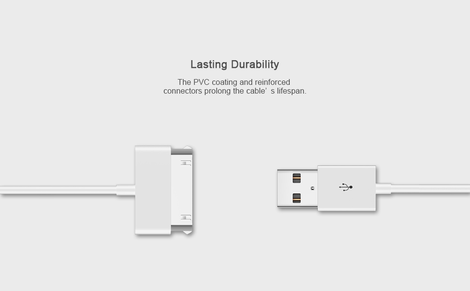 amazon com  jetech usb sync and charging cable for apple