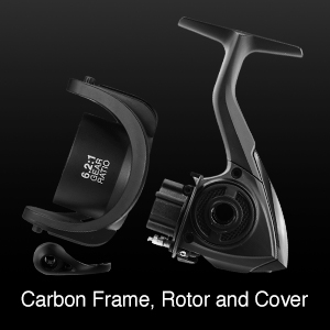 Piscifun Carbon X Spinning Reel Saltwater Rated Fishing Reels