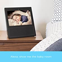 Home Security Camera, Compatible with Alexa Echo Show,Netvue 720P Wireless IP Camera with Motion Detection