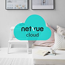 Netvue 1080P Home Security wifi Camera, Compatible with Alexa Echo Show,2 Way Audio and Night Vision,Wireless IP Camera with Motion Detection P/T/Z,TF Card Record, Baby Monitor