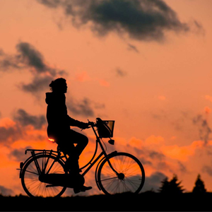 It's Never Too Late to Rediscover the Pleasure of Cycling.