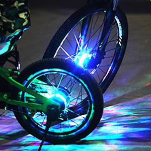 Cool bike accessories for Kids' balance bike, boys bike, girls bike, road bike, mountain bike, etc