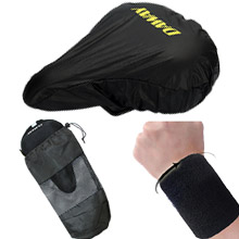Bonus - Water&dust Resistant Cover, Portable Carrying Bag, Wrist Band