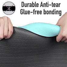 Durable, No latex, High strength of tear resistance