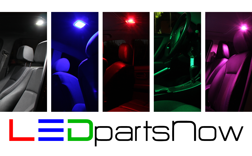 Ledpartsnow auto automotive accessory