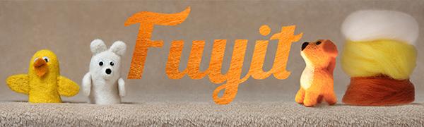 Fuyit wool roving