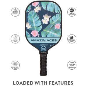 Amazon.com: Amazin Aces Signature Pickleball Paddle ...