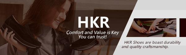 HKR BRAND SHOES