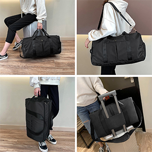 fitness bag with 3 carry way