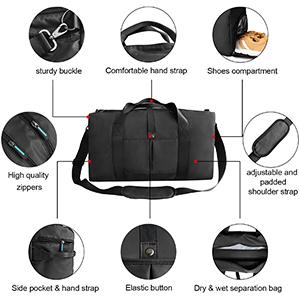 sport gym bag