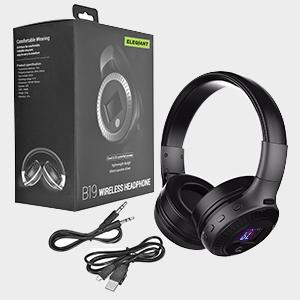 Amazon.com: Bluetooth Headphones, ELEGIANT On Ear