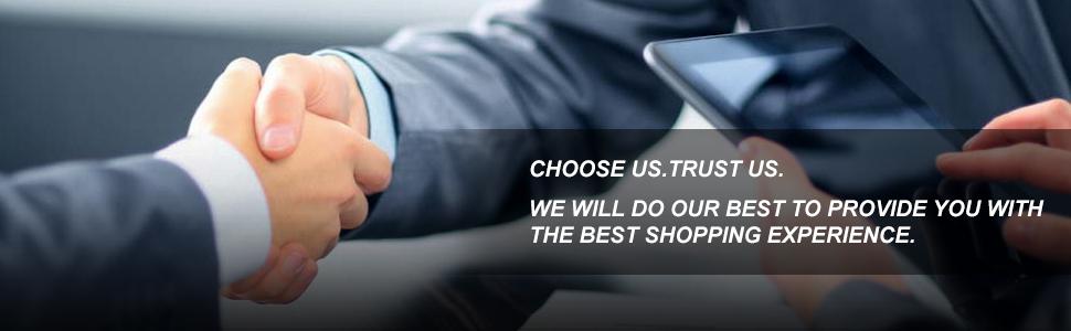 CHOOSE US.TRUST US.
