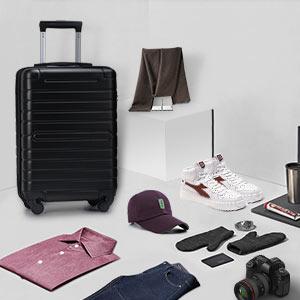 luggage set suitcase set softshell luggage set spinner luggage set