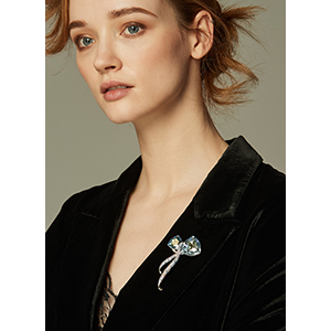 Image result for brOOCH WOMAN
