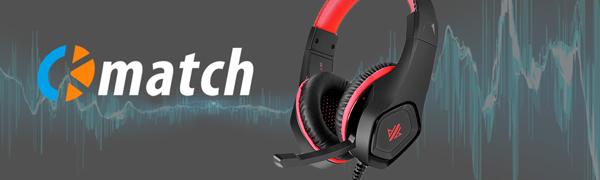 OKOMATCH Gaming Headsets