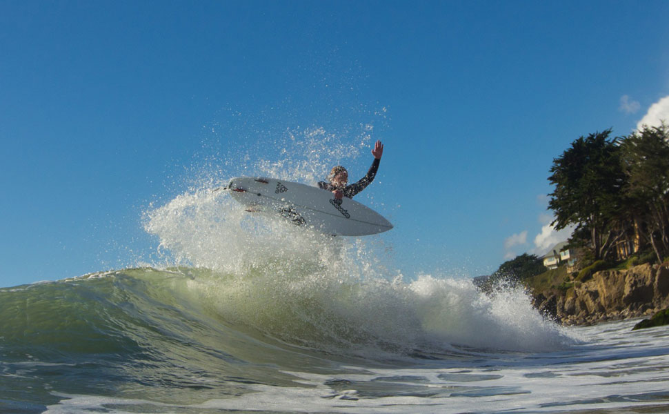 Amazon.com : Naked Viking Surf Medium TC Thruster