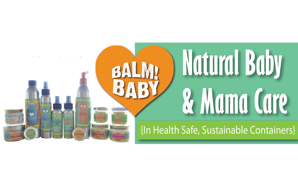 balm baby products