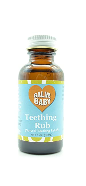 Amazon.com: BALM! Baby *Teething Rescue Kit* All Natural