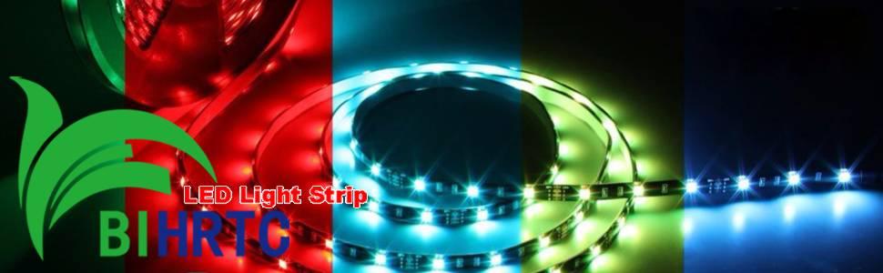 BIHRTC LED Strip Lights