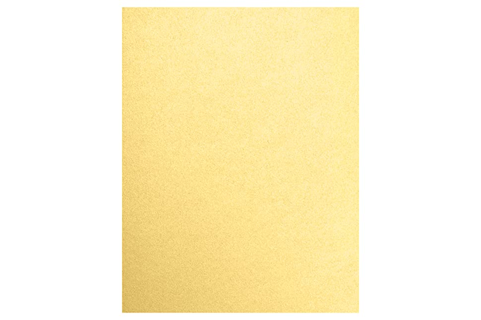 Amazon 8 12 x 11 cardstock gold metallic 50 qty gold metallic 8 12 x 11 cardstock in a pack of 50 is perfect for creating business cards layer cards invitations crafts various artistic purposes and reheart Gallery