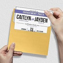 metallic envelopes, gold metallic envelopes, metallic a7 envelopes, gold 5x7 envelopes