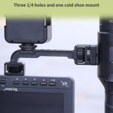 Microphone/Video light mount