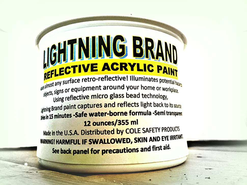 Highly Reflective Acrylic Paint
