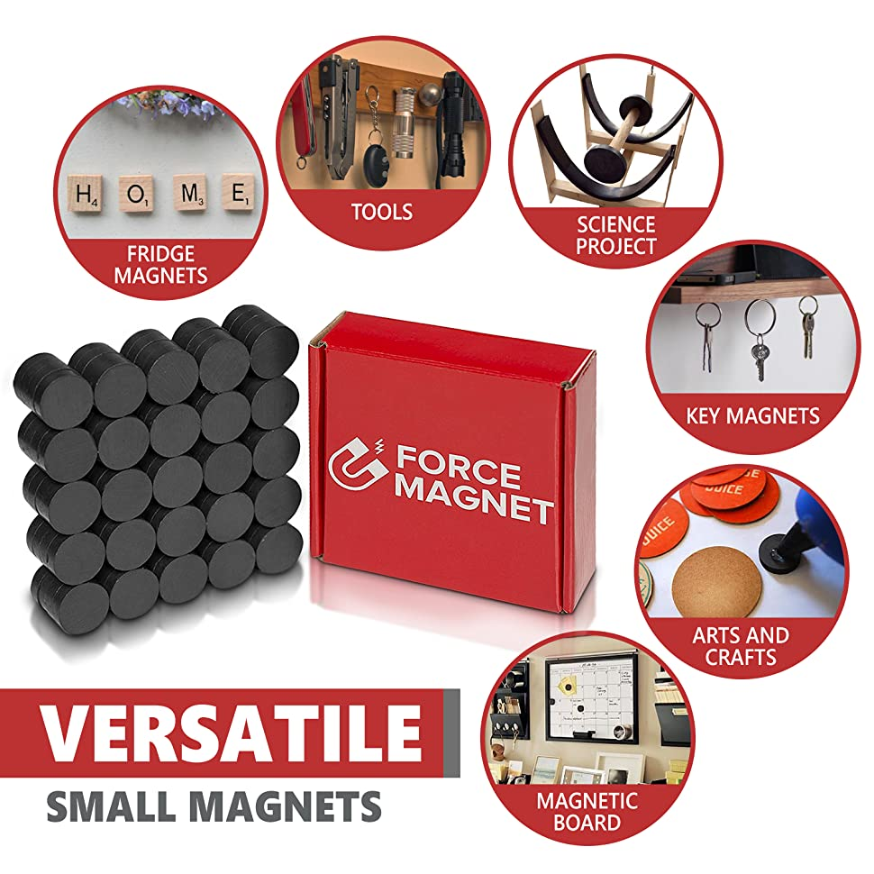 Force magnet high strength small round magnets stick for Small magnets for crafts